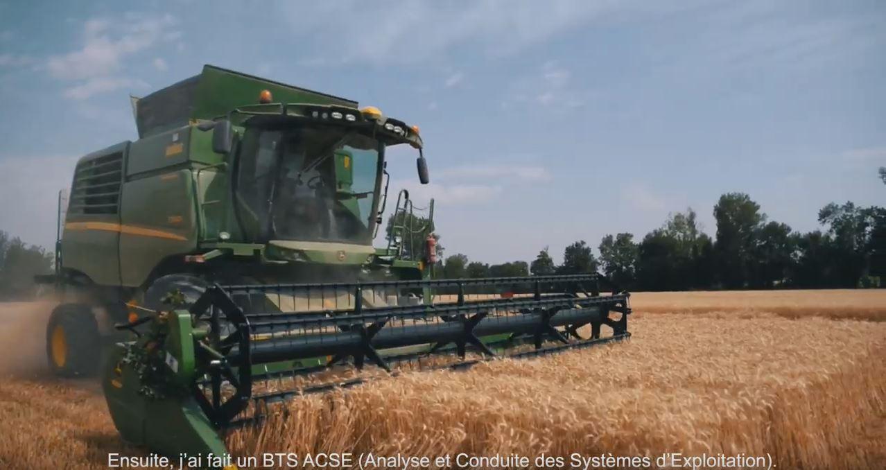 Les m tiers de l 39 agriculture chambre d 39 agriculture haute - Chambre d agriculture de la manche ...