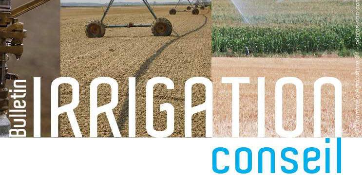 Logo bulletin irrigation